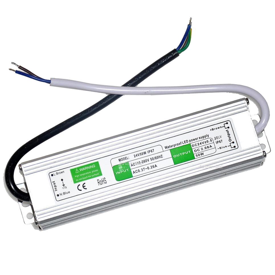 AC110-220V to DC 12V 24V Power Supply Adapter Driver