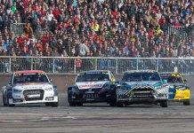 World RX of Latvia, foto: Raimonds Volonts