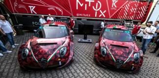 Alfa Romeo MiTo, Foto: FIAWorldRallycross.com