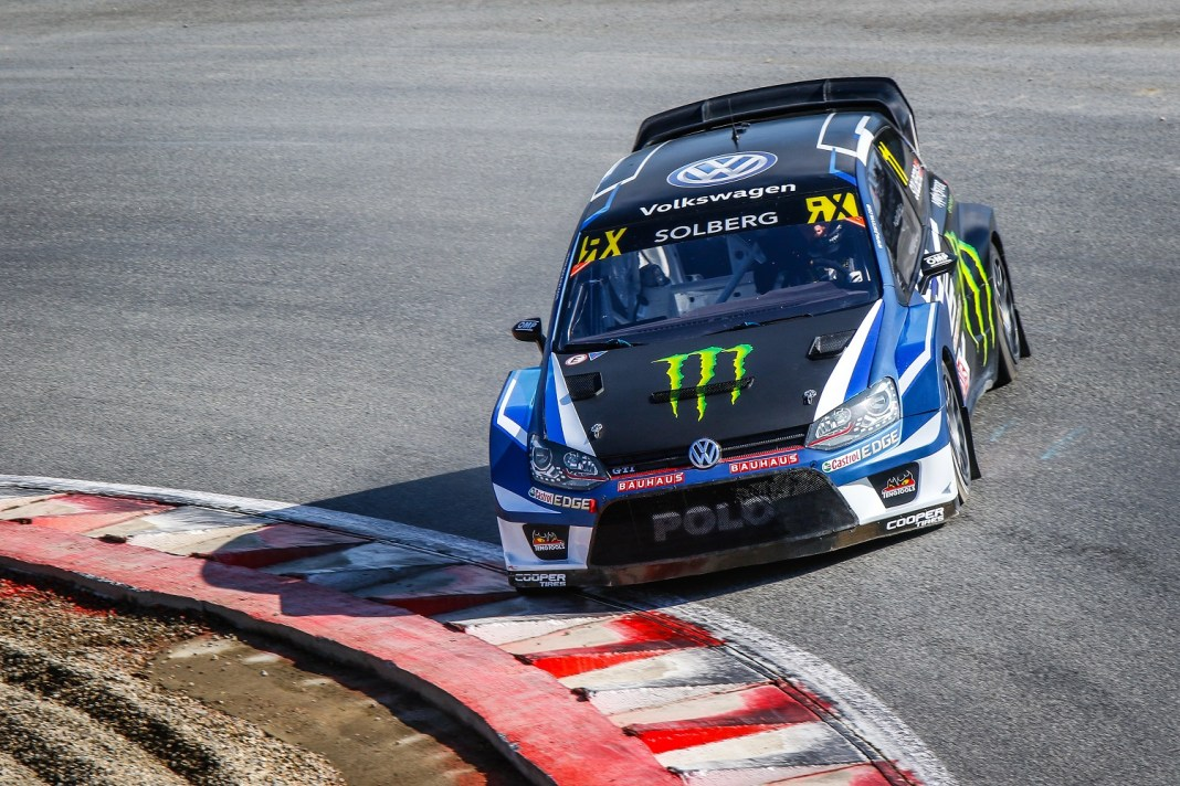 Peters Solbergs, foto: World RX