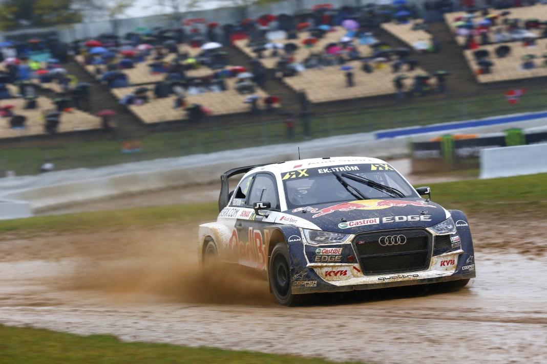 Matiass Ekstroms, Foto: FIA World Rallycross