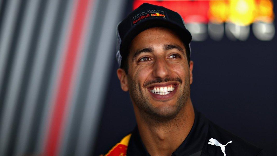Daniels Rikardo, Foto: Red Bull Racing