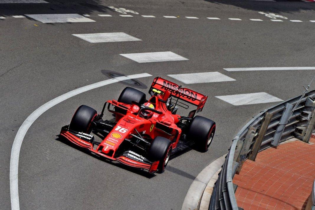 Šarls Leklerks, Foto: Scuderia Ferrari