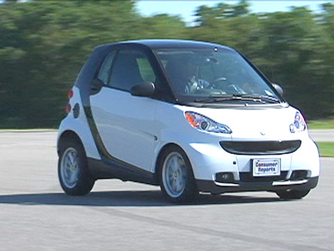 smart fortwo 2008 2014