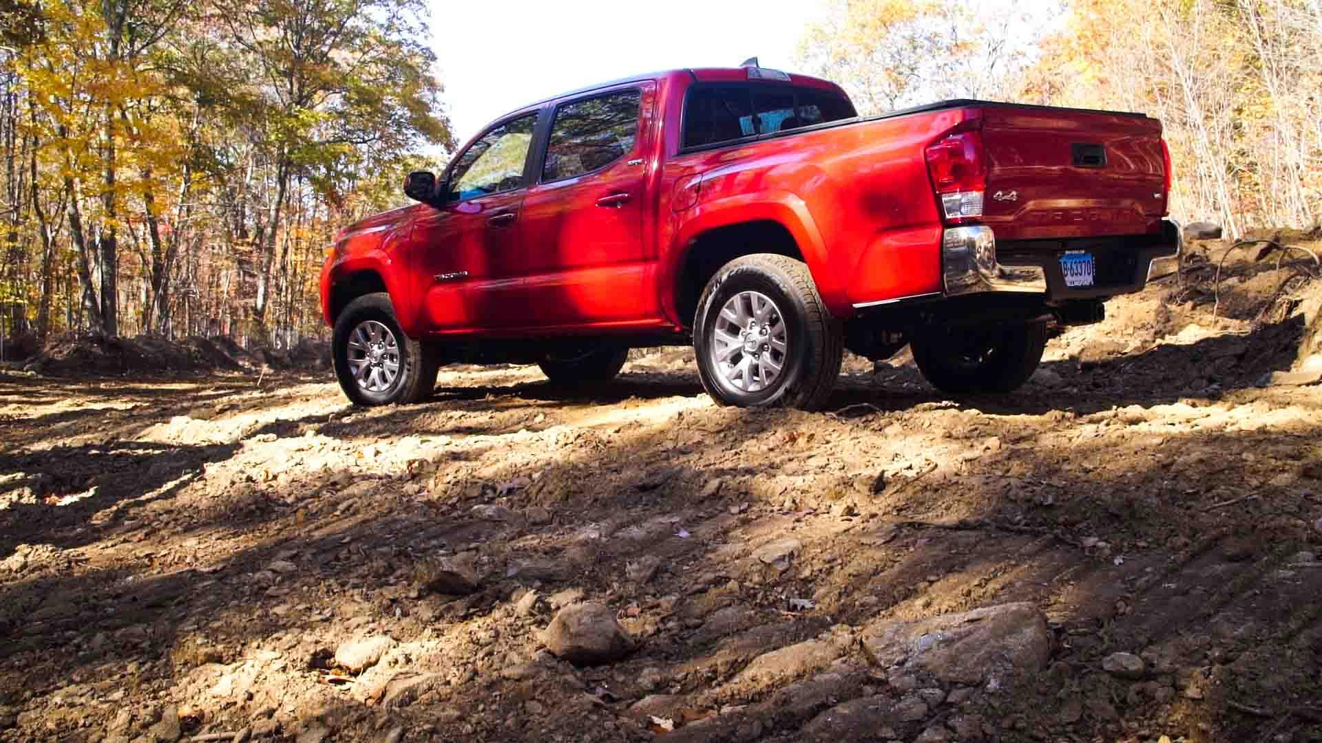 hight resolution of toyota tacoma 2016 2019 quick drive