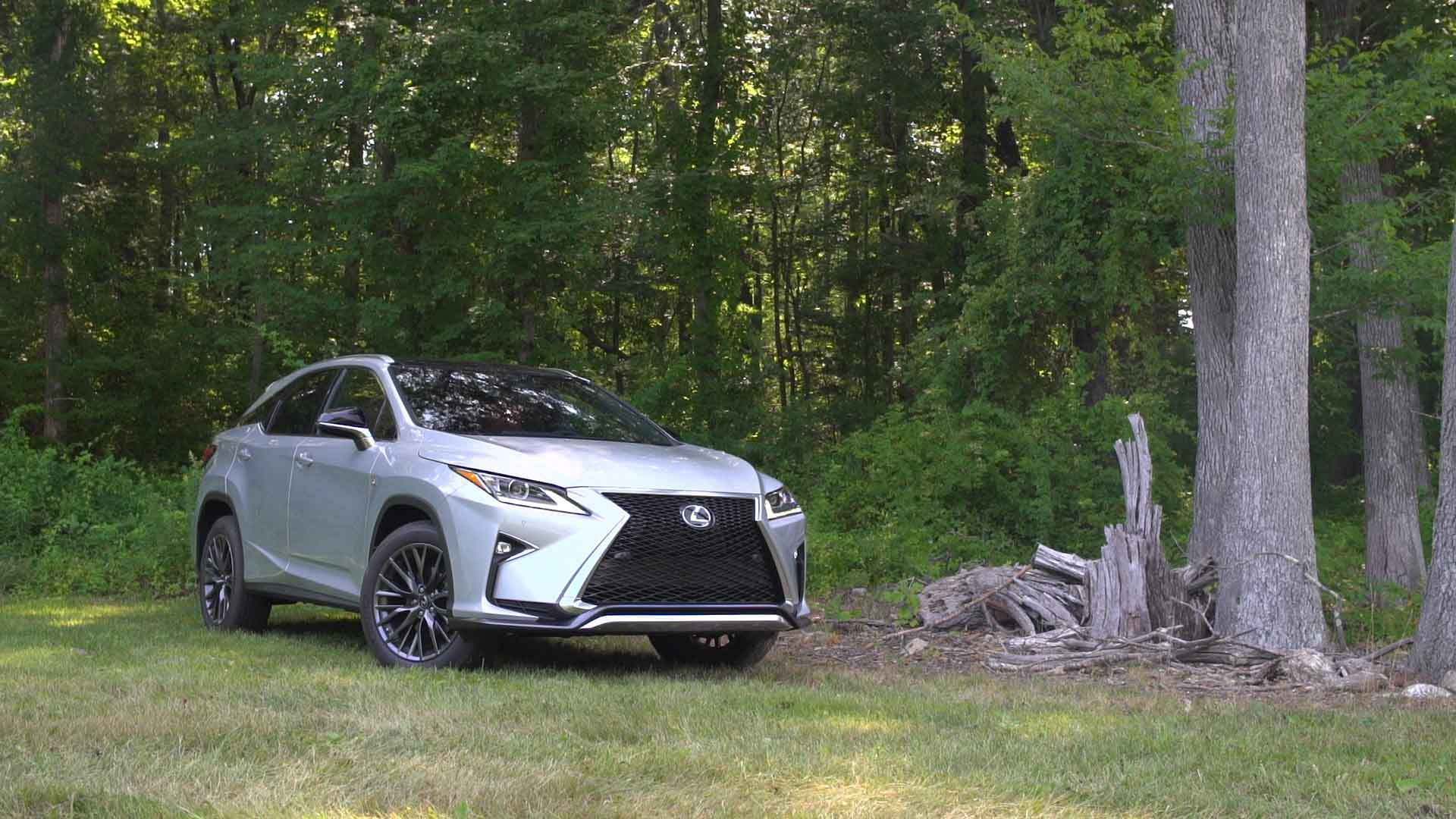 2016 Lexus RX 350 and RX 450h Review Consumer Reports