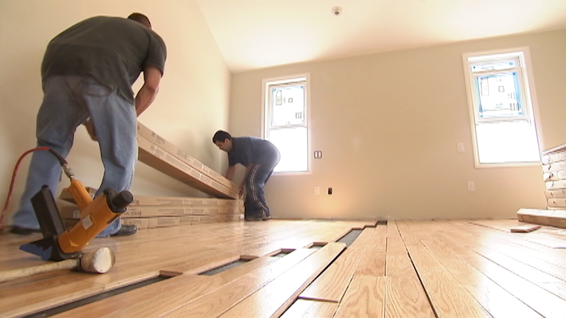Having a New Floor Installed in Your Home  GMSHOMESERVICE