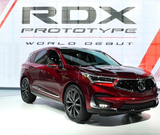 All New 2019 Acura Rdx Gains Advanced Safety Systems Turbo Power