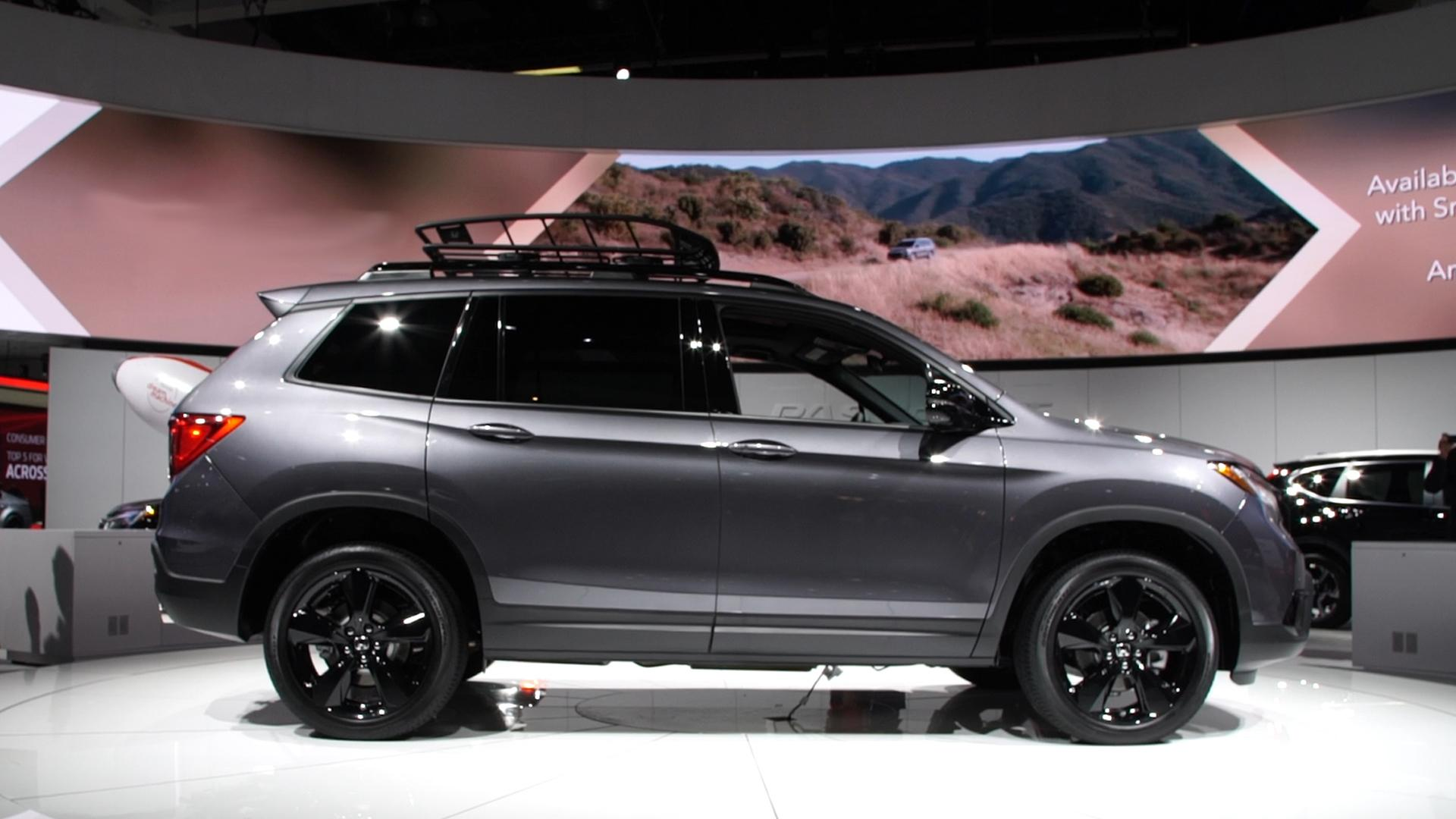2019 Honda Passport Redesign And Review Honda Civic USA Review