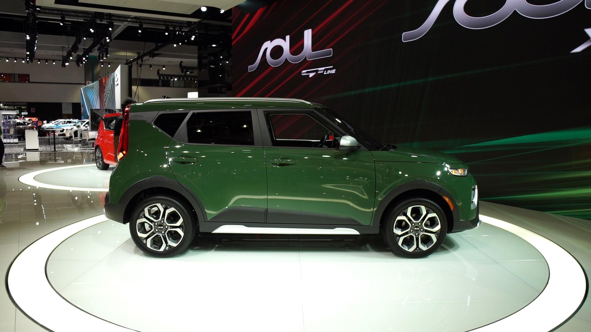 redesigned 2020 kia soul preview
