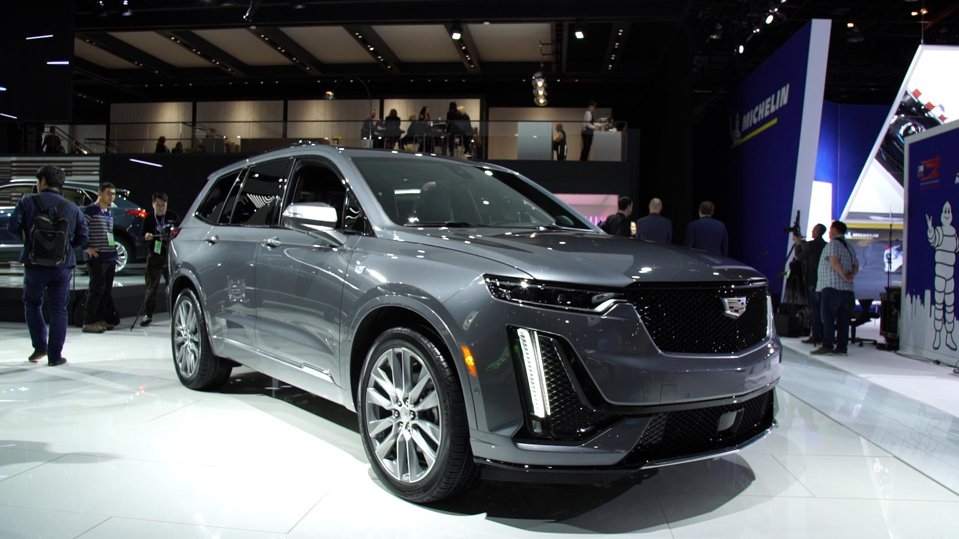Suv With Captain Chairs New Three Row 2020 Cadillac Xt6 Consumer Reports