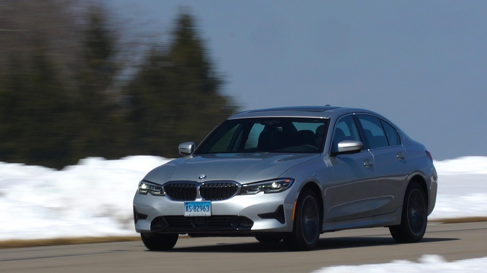 talking cars 194 tesla news and driving the new bmw 3 series [ 1920 x 1080 Pixel ]