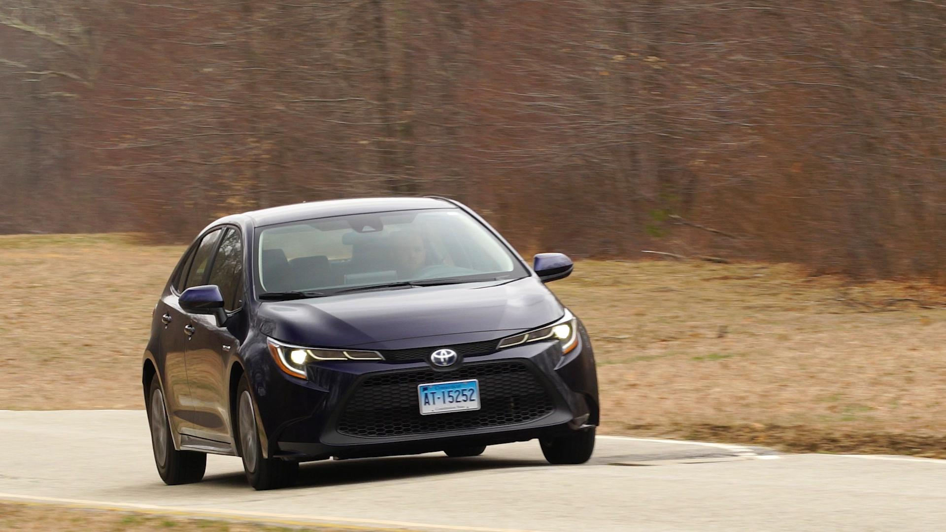 hight resolution of talking cars 198 new 2020 toyota corolla hybrid