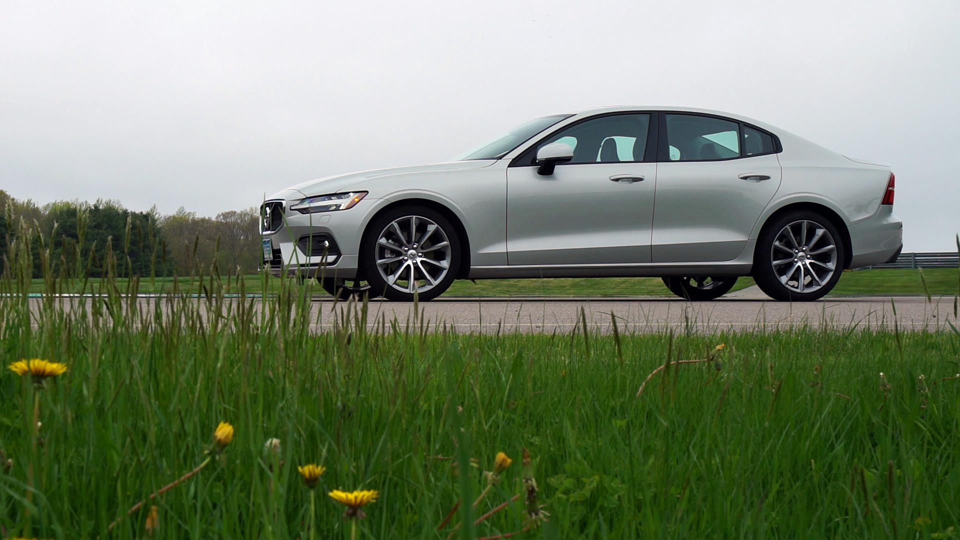 all new 2019 volvo s60 is sophisticated and comfortable [ 1920 x 1080 Pixel ]