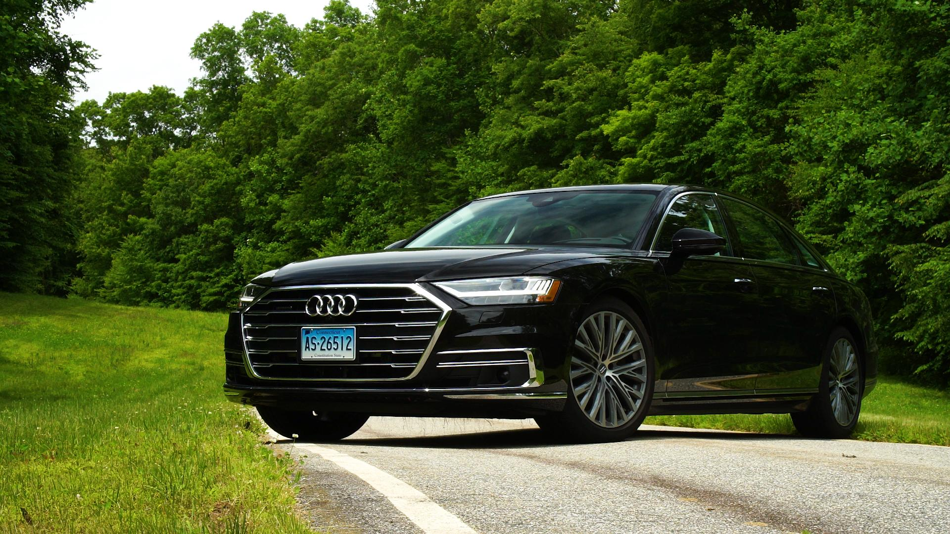 2019 audi a8 is
