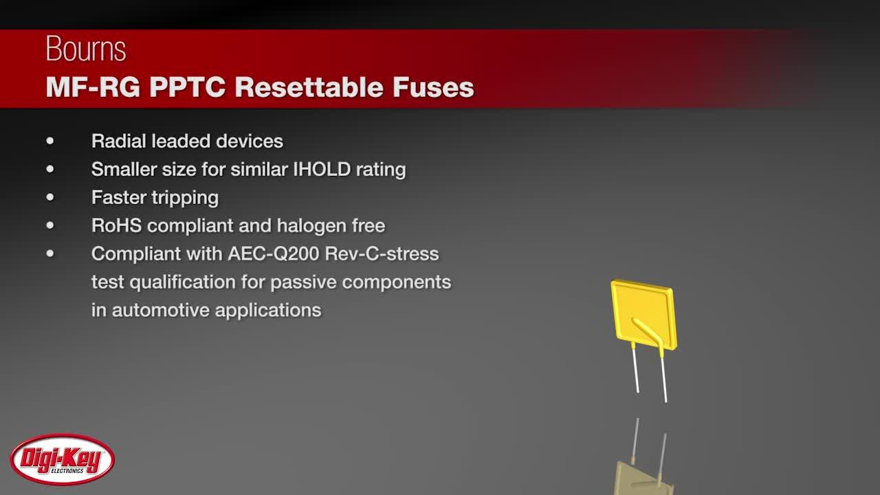 medium resolution of bourns mf rg pptc resettable fuses digi key daily