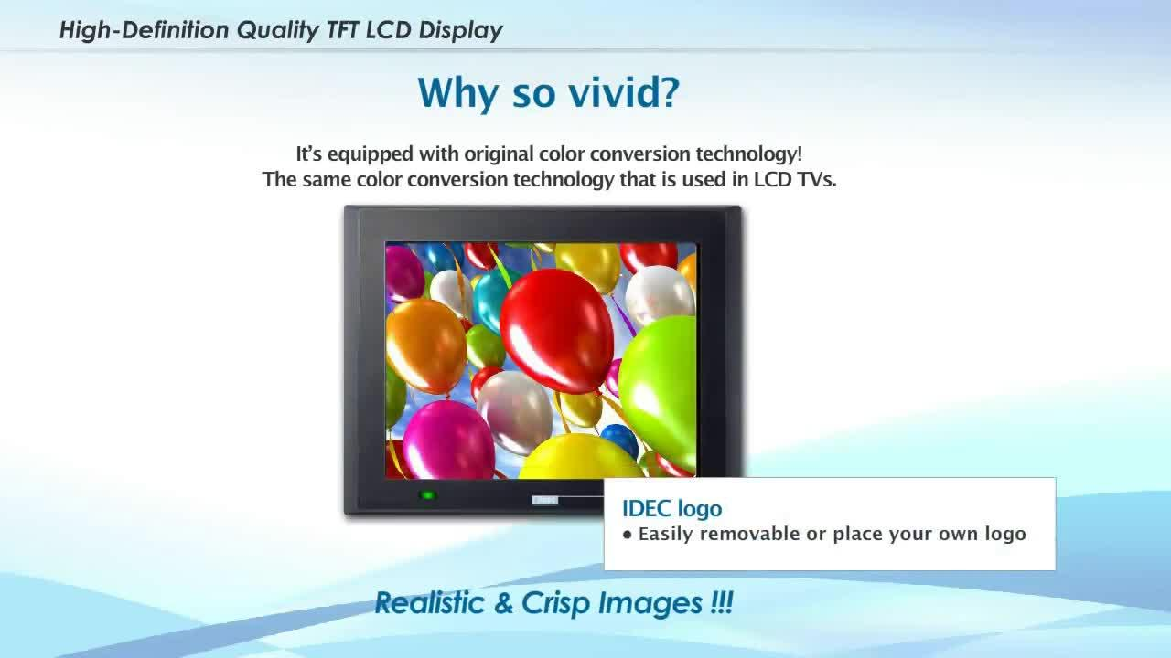 medium resolution of vivid display