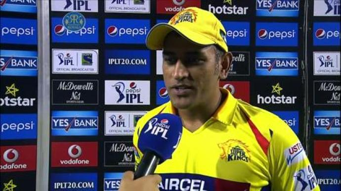 Image result for dhoni interview