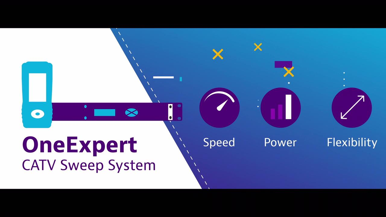 viavi oneexpert testing complete network frequency transmission performance service provider gigabit to the home velocity video [ 1280 x 720 Pixel ]