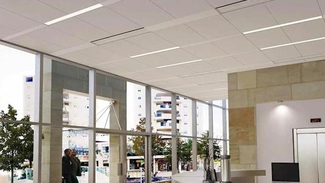Techzone Optima Technical Armstrong Ceiling Solutions Commercial