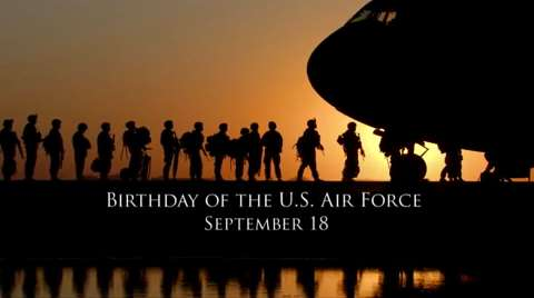 Image result for Air Force Birthday