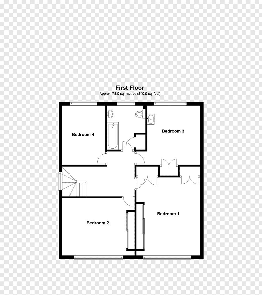 Residential Building 2 Storey House Floor Plan Autocad