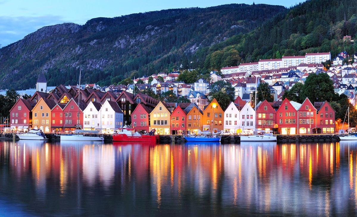 Norwegen Ist Eines Der Reichsten Länder Der Welt In Die Eu
