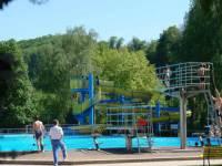 Neckarfreibad Esslingen - Erlebnisbad in Esslingen am Neckar