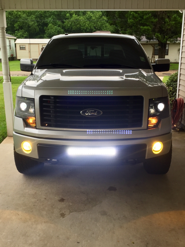 2015 F150 Fog Light Bulb Size : light, Yellow, Light, Bulbs,, Where, Forum, Community, Truck
