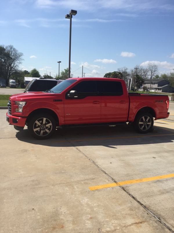 Magma Red Ford : magma, Magma, Build, Forum, Community, Truck