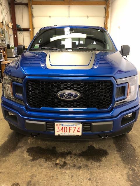 Ford Lightning 2018 : lightning, Picture, Thread:, Magnetic, Lightning, Forum, Community, Truck