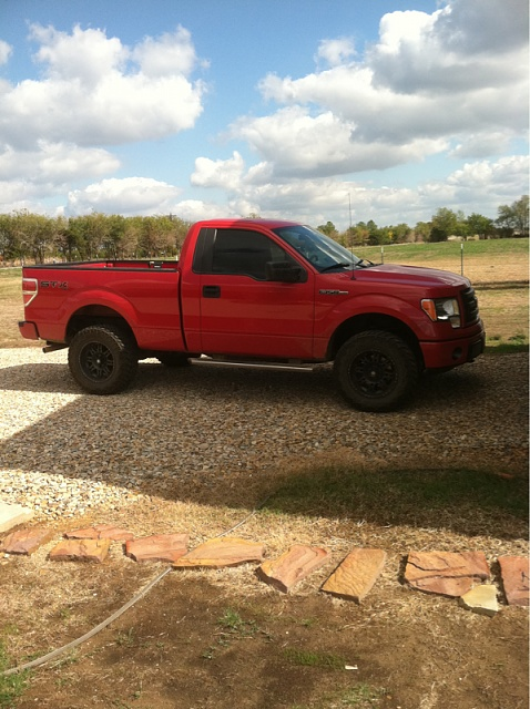 Lifted Single Cab F150 : lifted, single, Forum, Community, Truck