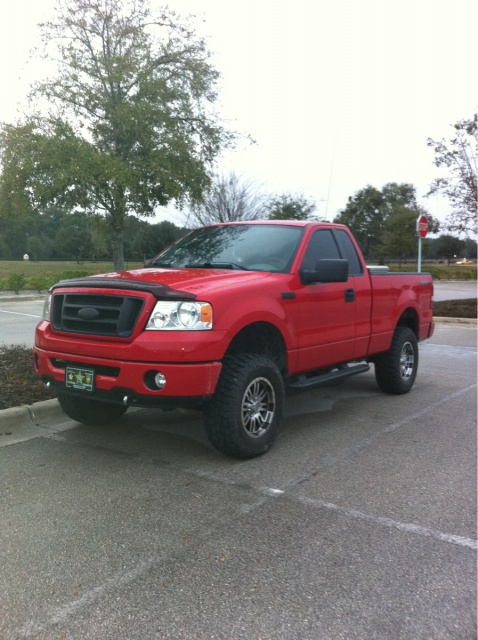 Single Cab F150 Lifted for Sale - Autozin