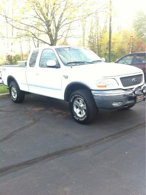 2003 Ford F150 Fx4 : F-150, FX4-Will, 285/70/17, Fit?!, Forum, Community, Truck