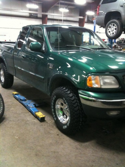 2000 Ford F-150 Tire Size - Best Tires for 2000 Ford F-150