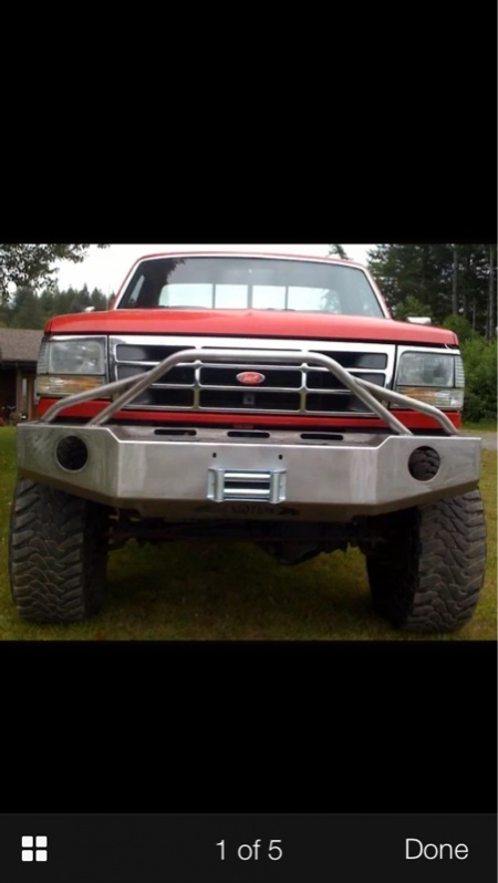 97 03 F150 Front End Conversion : front, conversion, Front, Bumper, Swap??, Forum, Community, Truck