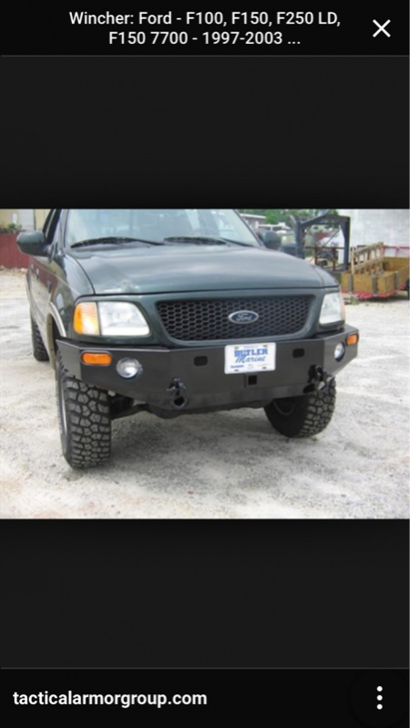 97-03 F150 body with 04-07 Front ? - Ford F150 Forum