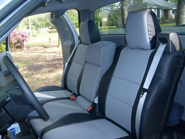 2005 Ford F150 Seat Covers Canada
