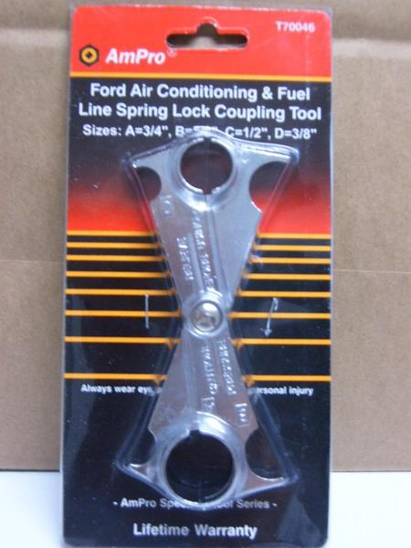 Ford Fuel Filter Tool : filter, Filter, Replaced, Broken, Clip), Included, F150online, Forums