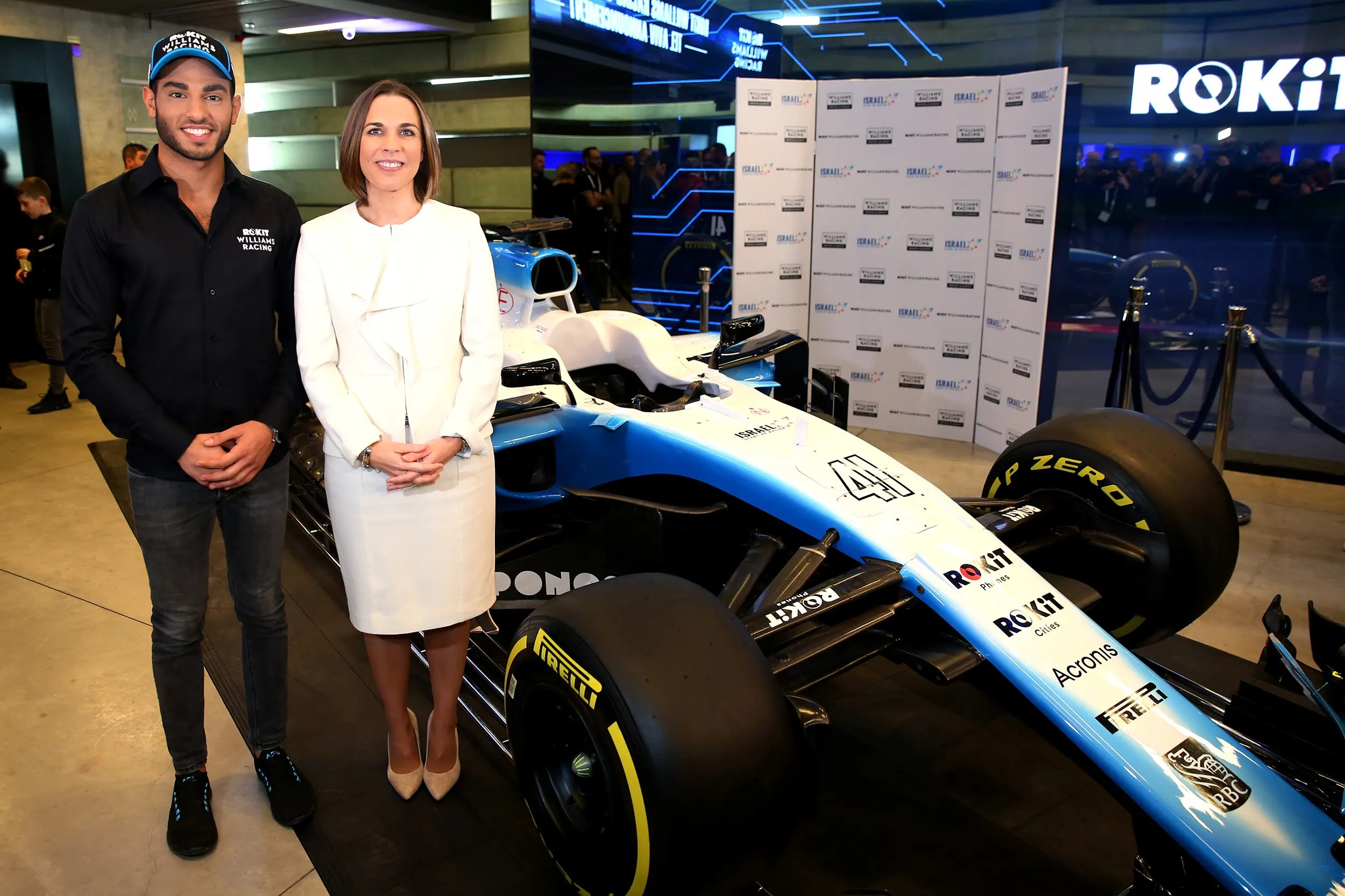 Williams : Roy Nissany pilote d'essais en 2020 - F1 - Williams