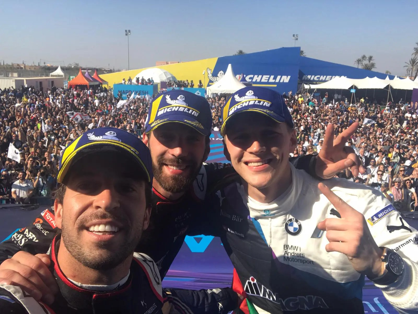 Vergne était en quarantaine avant la course de Marrakech