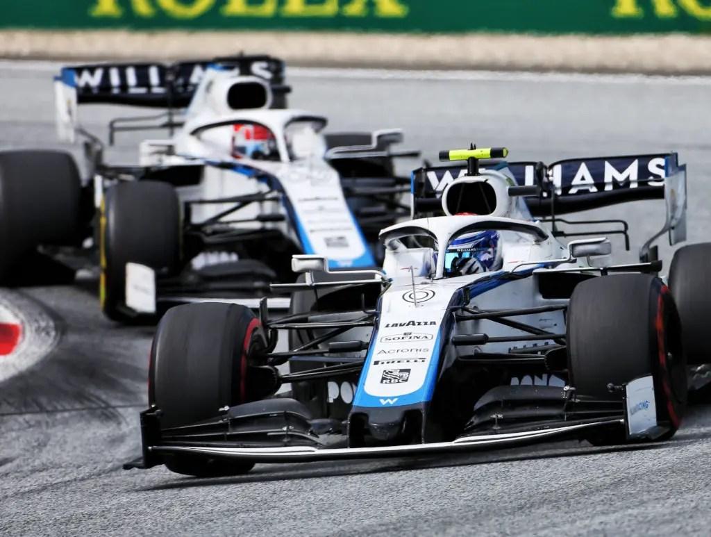 Russell et Latifi confirmés chez Williams en 2021