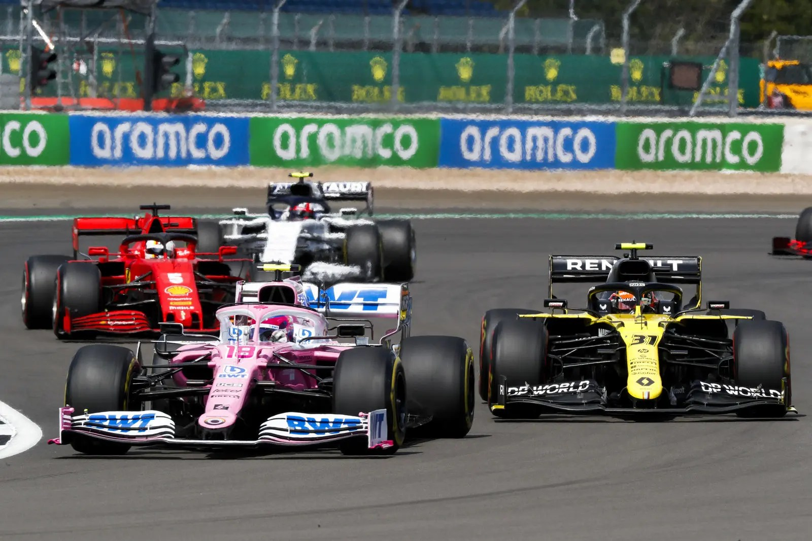 F1 : Renault renonce à faire appel