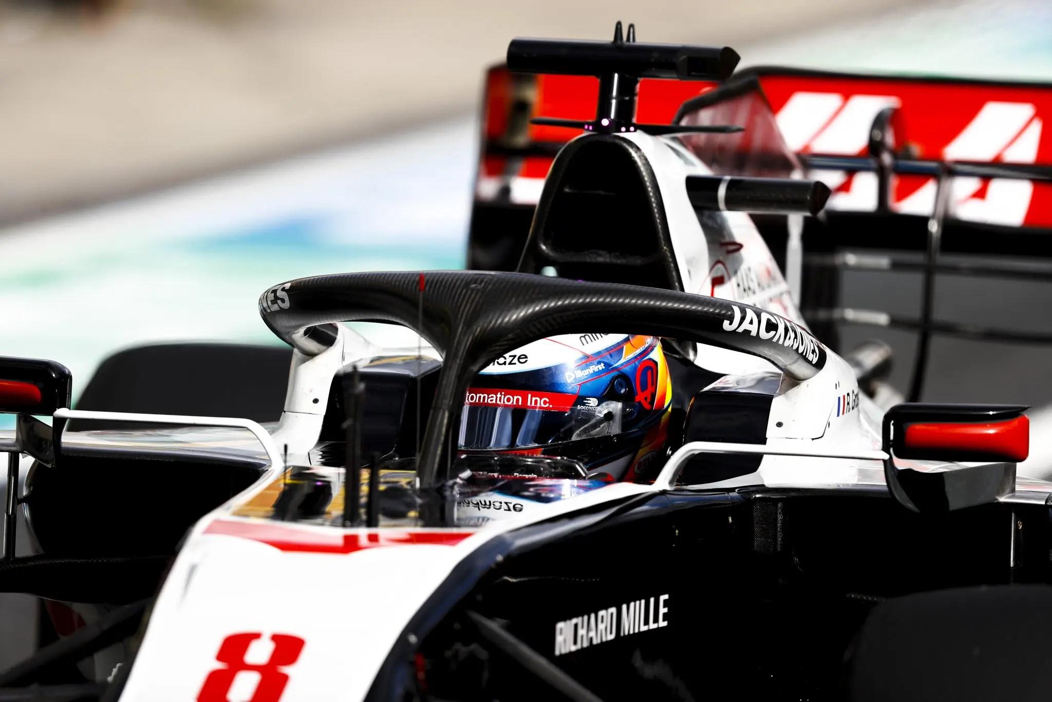 Fin de l'aventure pour Grosjean et Magnussen — Haas