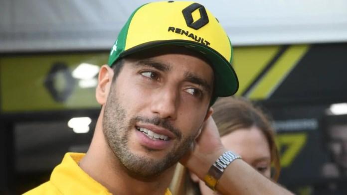 Daniel Ricciardo- Renault