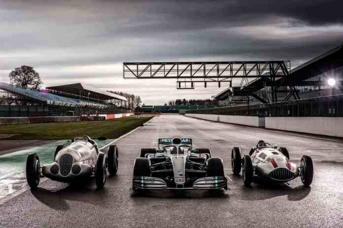 Mercedes-Benz Classic Insight: 125 years of Motorsport, Silverstone, Day 1 - Jürgen Tap