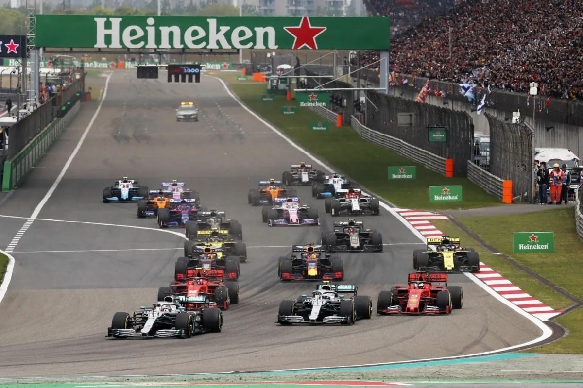 Is Formula 1 Boring?