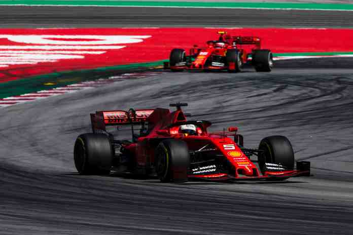 f1chronicle-2019 Spanish Grand Prix - Scuderia Ferrari