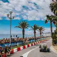 Formula 1 Grand Prix de France Roadshow Attracts Huge Crowds in Nice