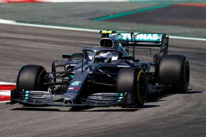 2019 Spanish Grand Prix, Friday - Valtteri Bottas